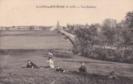 ST-NOM-la-BRETECHE/78/Vue Générale/ Réf:C4176 - St. Nom La Breteche