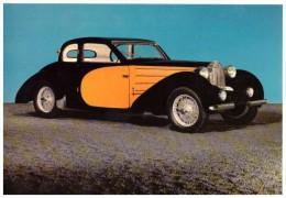 Musée National De L'Automobile De Mulhouse Coupé 1936 - PKW
