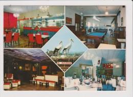 CPM - Hotel National MULHOUSE Sa Brasserie Son Restaurant Le RICHELIEU Salle Pour Banquets Le Standing Club Discotheque - Mulhouse