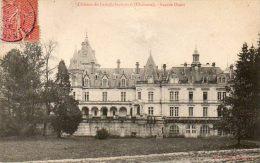 CPA - LAROCHEBEAUCOURT (16) - Vue Du Château En 1906 - Frankreich