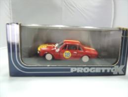 X 1966Progetto K83TARGA FLORIO 18Lancia Fulvia Hf NEW - Automobili