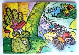 KINDER PUZZLE K00n109 3 Sans BPZ - Puzzles
