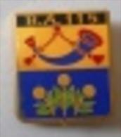 Insigne BA 115 (Orange) - Insignes & Rubans