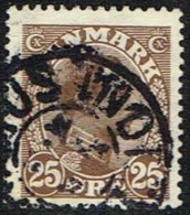 AARHUS INDL. II 25 øre Chr. X.  (Michel: ) - JF164711 - Non Classés