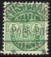 1905. 5 ØRE LUX KVISTGAARD 9.10.05.  (Michel: ) - JF164718 - 1864-04 (Christian IX)