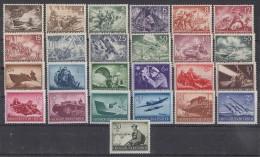 DR Lot Minr.831-842,873-885 Postfrisch - Briefmarken