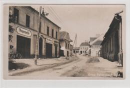 Großpetersdorf / GROSS PETERSDORF , Austria , Old Postcard / Ansichtkarte , Travelled 1935. - Oberwart