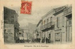 30 BELLEGARDE  RUE DE LA REPUBLIQUE - Bellegarde