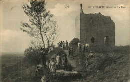 30 BELLEGARDE   LA TOUR - Bellegarde
