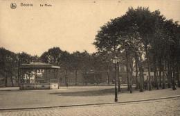 BELGIQUE - HAINAUT - BOUSSU - La Place. - Boussu