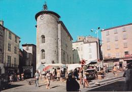 HYERES LA TOUR DE L'HORLOGE (DIL121) - Mercati