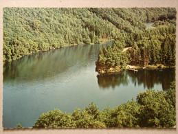 Le Hérou, Le Barrage De L'Ourthe (confluent Des Deux Ourthes) - Houffalize
