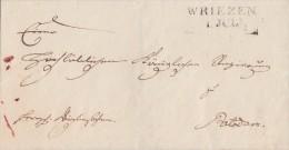 Brief Gelaufen Von L2 Wriezen 11.7. Nach Potsdam - Deutschland
