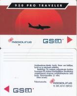 FINLAND - 950 Pro Traveler, Radiolinja GSM, sample