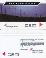 FINLAND - 950 Road Office, Radiolinja GSM, sample