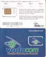 TANZANIA - Vodacom GSM, Mint