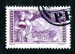 9069  Swiss  1914  Michel # 123  ( Cat. 4.€ ) - Gebraucht