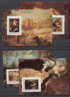 Chad Paintings Art Rubens 1978 4v Deluxe A MNH - Rubens