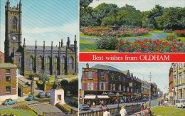 ENGLAND - Oldham - Manchester