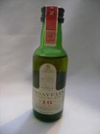 Ancienne Mignonnette Alcool : WHISKY LAGAVULIN 16 Ans D´age. Buticulamicrophilie. - Miniature