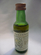 Ancienne Mignonnette Alcool : WHISKY TALISKER. Buticulamicrophilie. - Miniature