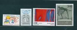 France Timbres De 1993  Neufs  ** N°2795  A  2798 Vendu Prix De La Poste - Neufs