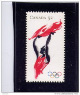 CANADA 2008, # 2281i . 2008 BEING SUMMER  OLYMPICS: Athlete  With Flag,  Die Cut To Shape From Quartely Pack - Carnets