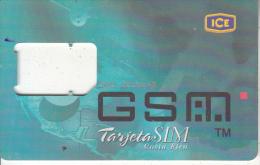 COSTA RICA - ICE GSM, used