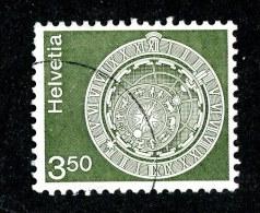 9231  Swiss 1980  Michel #1169 ( Cat. 1.20€ ) - Gebraucht