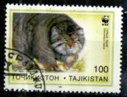 Tadjikistan Scott N° 92 Ou 93..oblitérés - Tajikistan