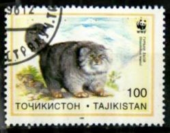 Tadjikistan Scott N° 92 Ou 93..oblitérés - Tadjikistan