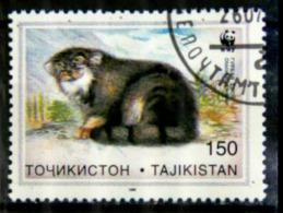 Tadjikistan Scott N° 94 Ou 95..oblitérés - Tadjikistan