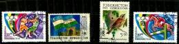 Ouzbékistan Scott N°3.11.115.116...oblitérés - Ouzbékistan