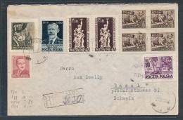 Polen Beleg - In Die Schweiz   ( Be2024 ) Siehe Bild - 1944-.... Republik