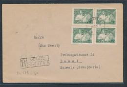 Polen Beleg - In Die Schweiz   ( Be2053 ) Siehe Bild - 1944-.... Republik