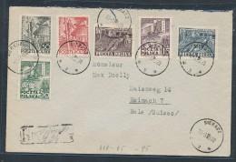 Polen Beleg In Die Schweiz  ( Be2088 ) Siehe Bild - 1944-.... République