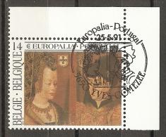 COB  2409  (o) Oblitération 1er Jour  (Lot 532) - Used Stamps