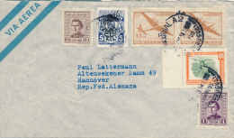 MONTEVIDEO -  Brief Nach Hannover - Uruguay
