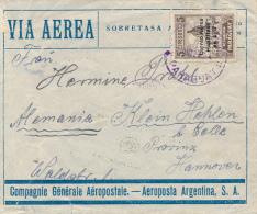 ASUNCION , PARAGUAY - Brief Nach Klein Hehlen / Celle - Paraguay