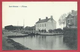 Saint-Ghislain - L'Ecluse ( Voir Verso ) - Saint-Ghislain