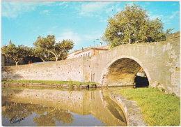 11. Gf. CASTELNAUDARY. Le Pont Sur Le Canal. 12 - Castelnaudary