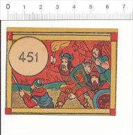 451 - Bataille Des Champs Catalauniques - Invasion Des Huns  - Histoire De France // IM 175/8 - Non Classificati