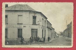 Jolimont - Salle Du Bouillon Et Rue Ferrer ( Voir Verso ) - Manage