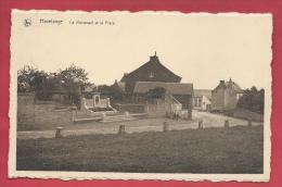 Havelange - Le Monument Et La Place - 1949 ( Voir Verso ) - Havelange
