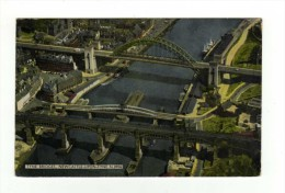 Cpsm N° 0906 Tyne Bridges NEWCASTLE UPON TYNE - Newcastle-upon-Tyne