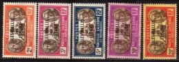 Wallis Et Futuna   61/65   ** - Nuevos