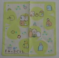 Sumikkogurashi : Handkerchief - Merchandising