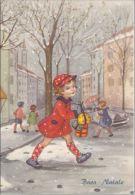 AUGURI FESTE - Buon Natale - Merry Christmas - Feliz Navidad - Joyeux Noël - Frohe Weihnachten - Bambina Con Regali - Non Classificati