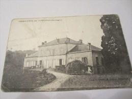 CPA JOMMELIERES PAR JAVERLHAC 1922 - Other Municipalities