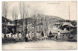Au Polygone Du Génie  (Chasseurs Alpins)  (83972) - Unclassified